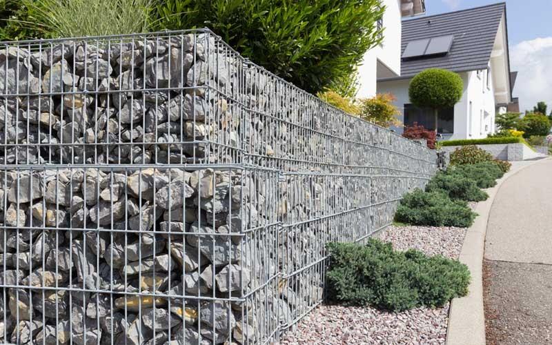 Stützmauer 1